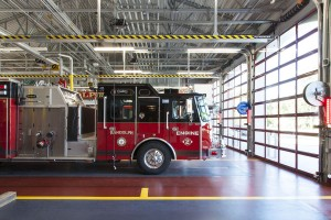 Randolph Fire Station-7738Engine