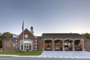 Randolph Fire Station-8015frontbays