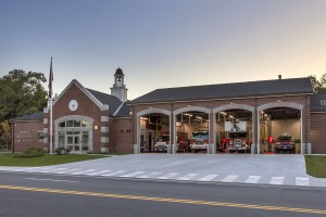 Randolph Fire Station-8061Front