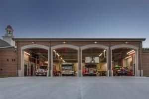 Randolph Fire Station-8082 4bays
